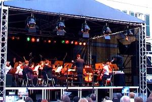 The United World Philharmonic Youth Orchestra back in Bonn