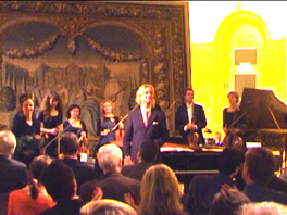 Amazing performance of Beethoven Concerto No1 by Victor and the Orchestra